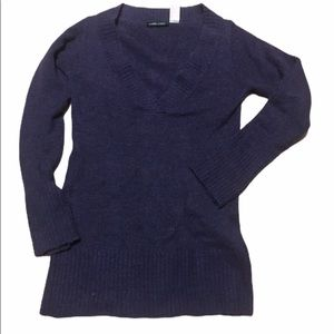 Sweater Project V Neck Long Sleeve Sweater…